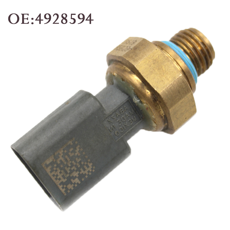 New High Quality Engine Exhaust Gas Pressure Sensor Switch For CUMMINS ISX ISM ISC ISB 4928594 4921746 4087989|Pressure Sensor| |  - title=