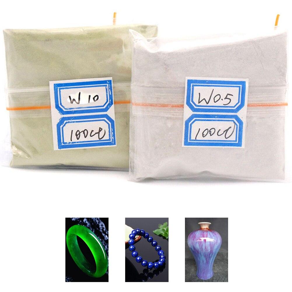 Tool Gemstones Lightweight Carbide Portable Mirror Surface Micron Jade Handmade Diamond Ceramics Polishing Powder Multi Purpose