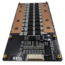 350A 8S 3.2V LiFePO4 24V pil BMS PCB koruma levhası denge * DE
