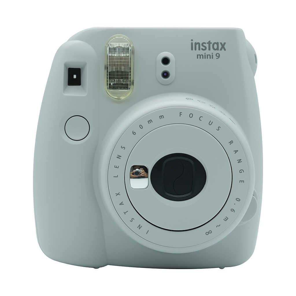 Оригинальная моментальная Камера Fujifilm INSTAX Mini 9, подарочная упаковка, новинка, 5 цветов, Рождественская Прямая поставка, мгновенная камера, Фотокамера