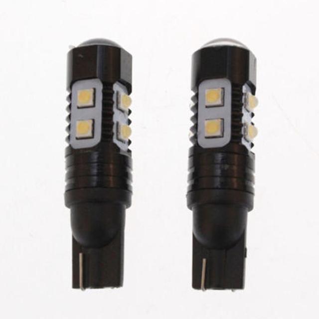 Фото olomm новые 2 шт 50 вт светодиодный лампы 921 912 t10 t15 светодиодные цена
