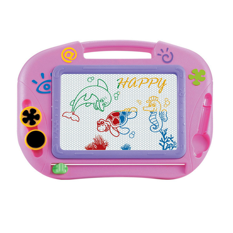 Manufacturers Direct Selling Color Magnetic Drawing Board Children Graffiti Drawing Board WordPad 1-5-Year-Old Children'S Educat