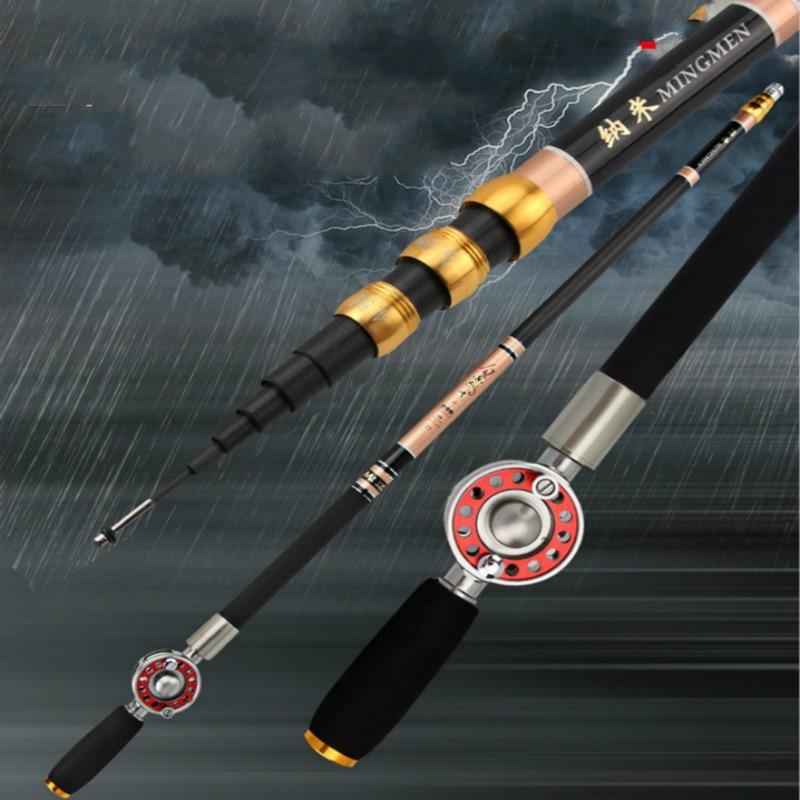 Hollow Rod Position Taiwan Fishing Canne Peche Short