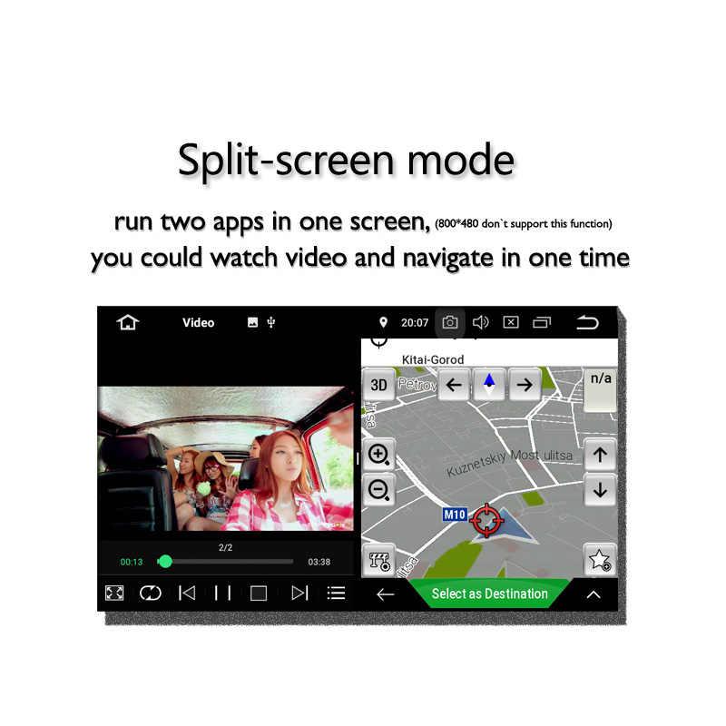 PX6 DSP アンドロイド 9.0 6 コア 4 ギガバイト + 64 ギガバイト 8 インチ Wifi GPS Map RDS ラジオ Bluetooth 4.0 車の DVD プレーヤーのためのポルシェカイエン 2003-2010