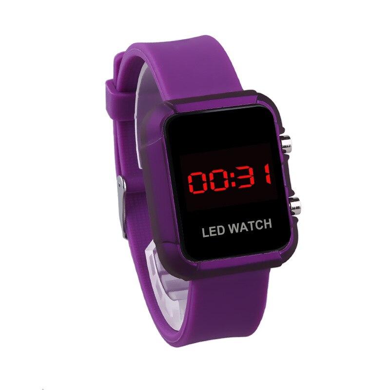 Водонепроницаемый детский повседневный светодиодный спорт цифровой часы детский будильник дата +часы для мальчиков девочек подарок часы Reloj Relogio Masculino