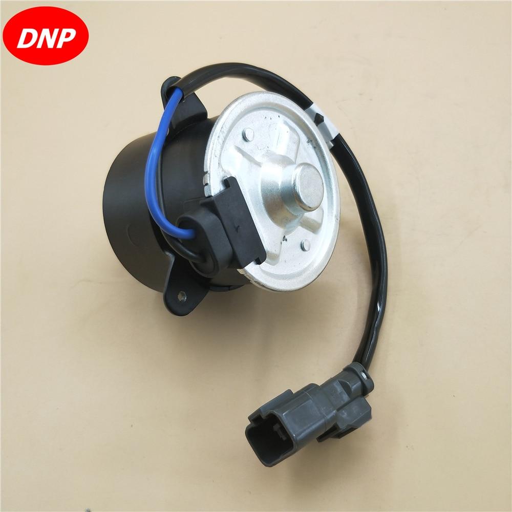 Radiator Cooling Fan Motor 19030-RAA-A01 263500-5510 Fits 2003-2007 Honda Accord