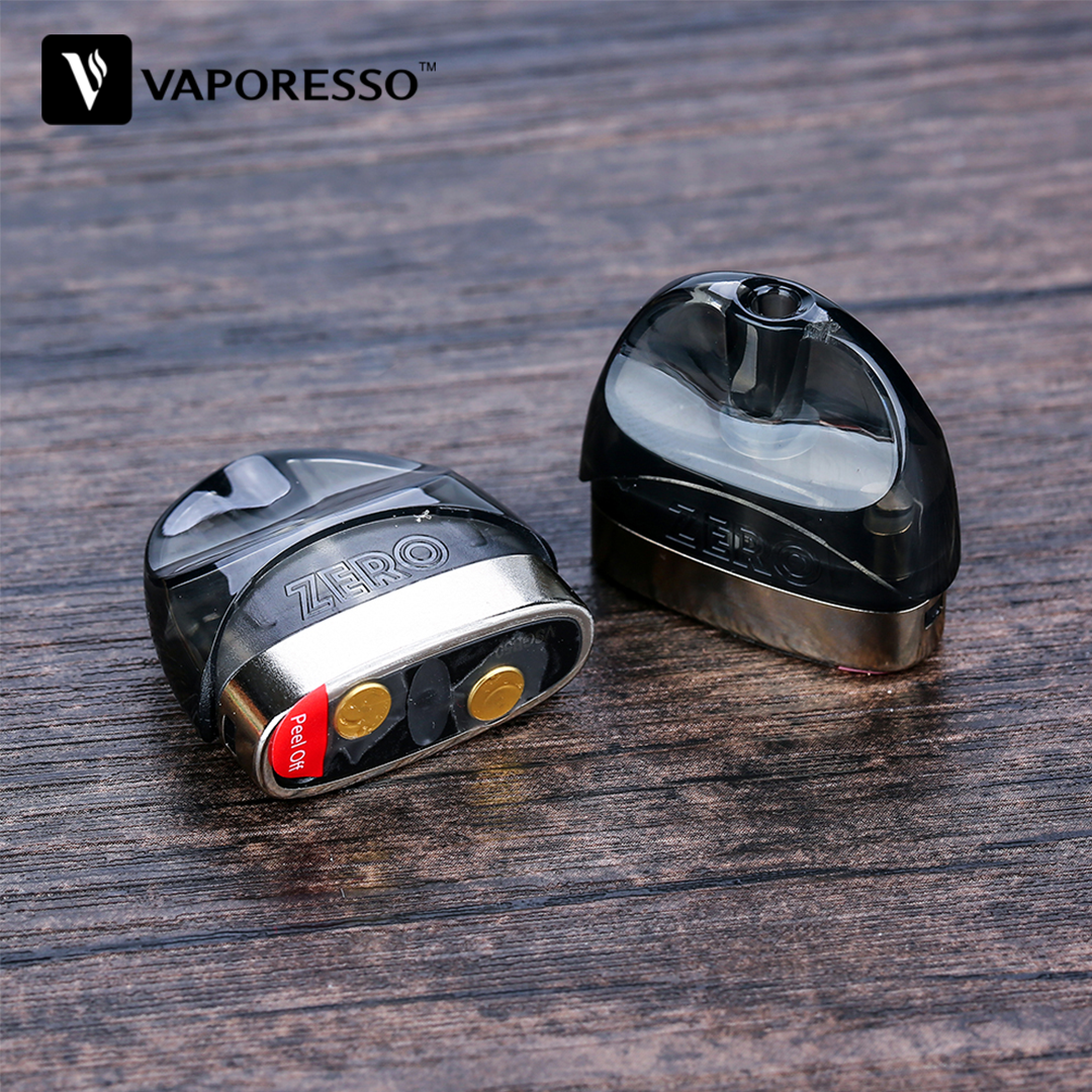 30pcs Original Vaporesso Renova Zero Pod Cartridge Electronic Cigarette 2ml Vaporizer Atomizer With 1.0ohm Vape Tank Coil Core