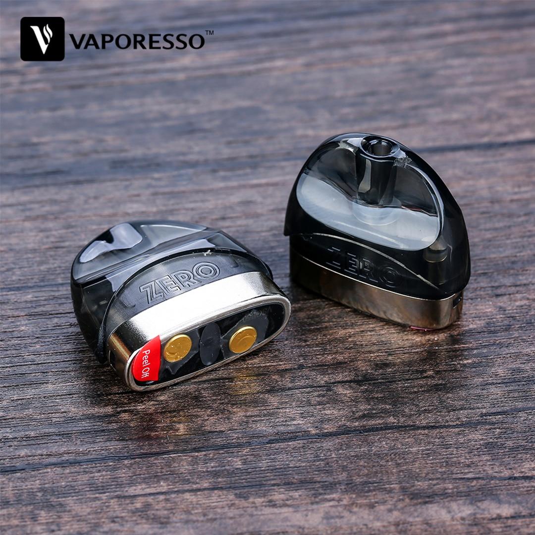 30pcs Original Vaporesso Renova Zero Pod Cartridge Electronic Cigarette 2ml Vaporizer Atomizer With 1.0ohm Vape Tank Coil Core