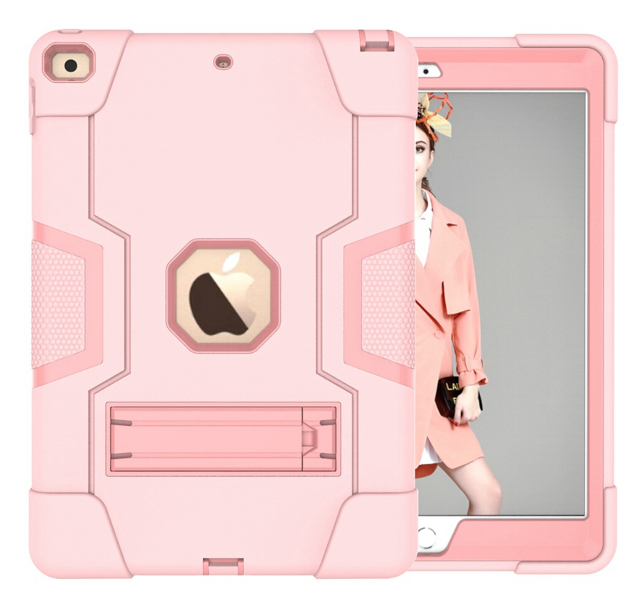 RG Gold New Baby Safe Shockproof Armor Case For Apple iPad 10 2 2019 iPad 7 7th Generation