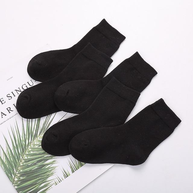 PPXX 5pairs/lot Cotton Newborn Baby Socks White Infant Girl Boys Socks for Kids Soft Footwear Sports Socks 2