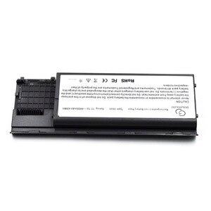 Image 3 - Golooloo 4400mah 6 hücreleri Laptop pil için Dell Latitude D620 D630 D631 KD491 KD492 KD494 KD495 PC764 PC765 PD685 RD300 TC030
