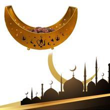 Box Container Pastry-Box Food-Tray Ramadan Mubarak Tableware Dessert Party-Supply Cake-Display