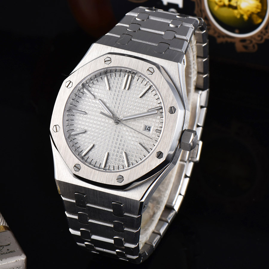 automatic watch watch men automatic mechanical watch waterproof Luminous date 316L Solid stainless steel 41MM LM2
