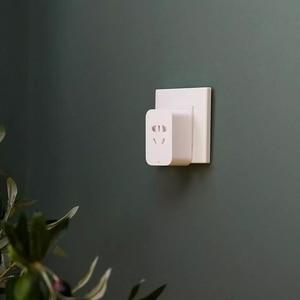 Image 3 - Xiaomi Mi Smart WiFi Socket 2 Plug bluetooth gateway Version Remote Control Work With Xiaomi Smart Home  Mijia Mi home APP