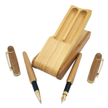 Get more info on the Stationary Set Bamboo Pen Case with 2 Pens from Nature Bamboo Office School Supplies