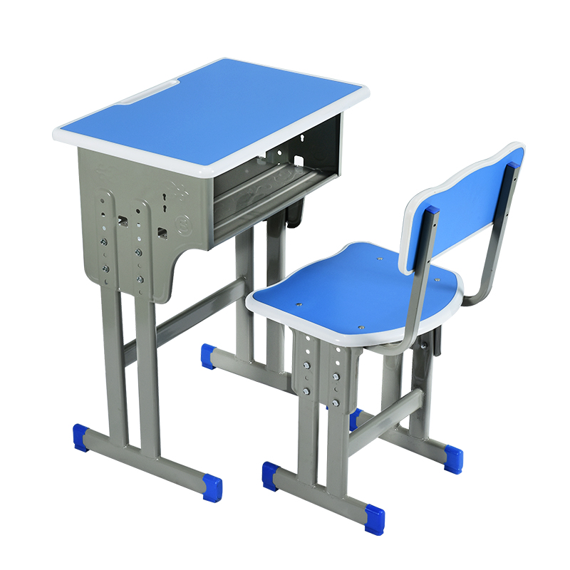 Primary And Secondary School Single And Double Desks And Chairs For Children Tutorial Hosting Home Writing Learning Table