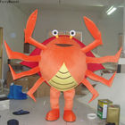 Crab Mascot Costume ...