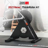 ThinkRider A1 Home Bicycle Trainer MTB Road Bike Built-in Power Meter Bike Trainers Platform For PowerFun Zwift PerfPro