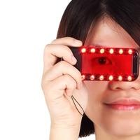 Caliente cámara oculta espía contra espía escáner detector de mini cámara espía Cámara wifi oculta cámara oculta finder con 12 luces LED