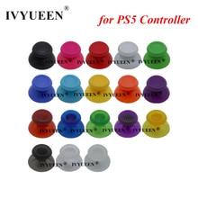 Ivyueen Voor Playstation 5 PS5 Dualsense Draadloze Controller Thumbstick Analoge Duimpoken Grip Cover Joystick Caps Accessoires