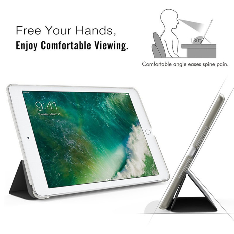 Case ipad Pro 11 2021 A2301 A2459 case PU Leather Tri fold ebook Case Tablets Sleeve