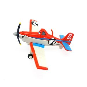 Image 3 - 디즈니 Pixar Planes 먼지가 많은 Crophopper El Chupacabra Skipper Skipper Ripslinger 금속 다이 캐스트 비행기 어린이 장난감