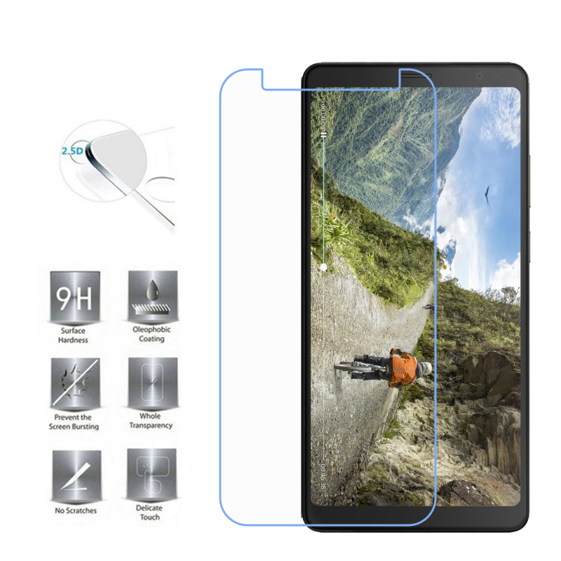 For Lenovo Tab V7 Glass Protector 9H Protective Mobile Phone Accessories For Lenovo Tab V7 Glass Under Screen Protector Film<<