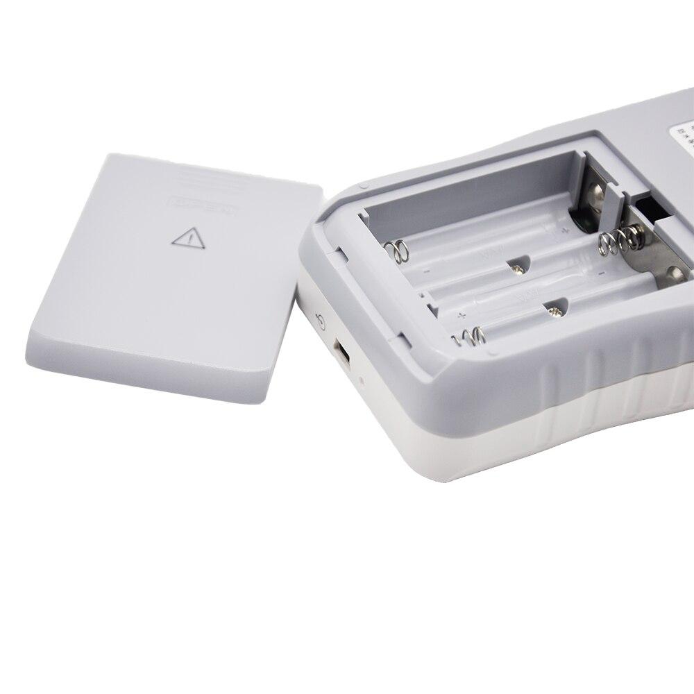 Распродажа импульсный измерительный инструмент портативный lcd цифровой верхний монитор артериального давления на руку тонометр - 6