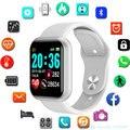 Sport große bildschirm armbanduhr kid digital uhren Für Android IOS jungen mädchen led uhr fitness tracker digitalen Armbanduhr kind-in Kinderuhren aus Uhren bei