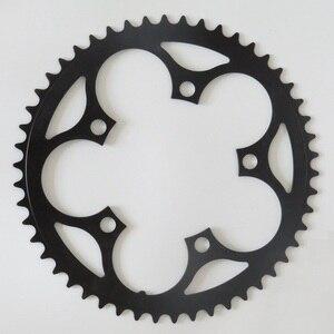 Image 2 - TRUYOU zincir tekerlek yol bisiklet parçaları aynakol katlanır bisiklet aynakol 110 BCD 34T 36T 39T 42T 44T 46T 48T 50T 52T 53T dişli disk