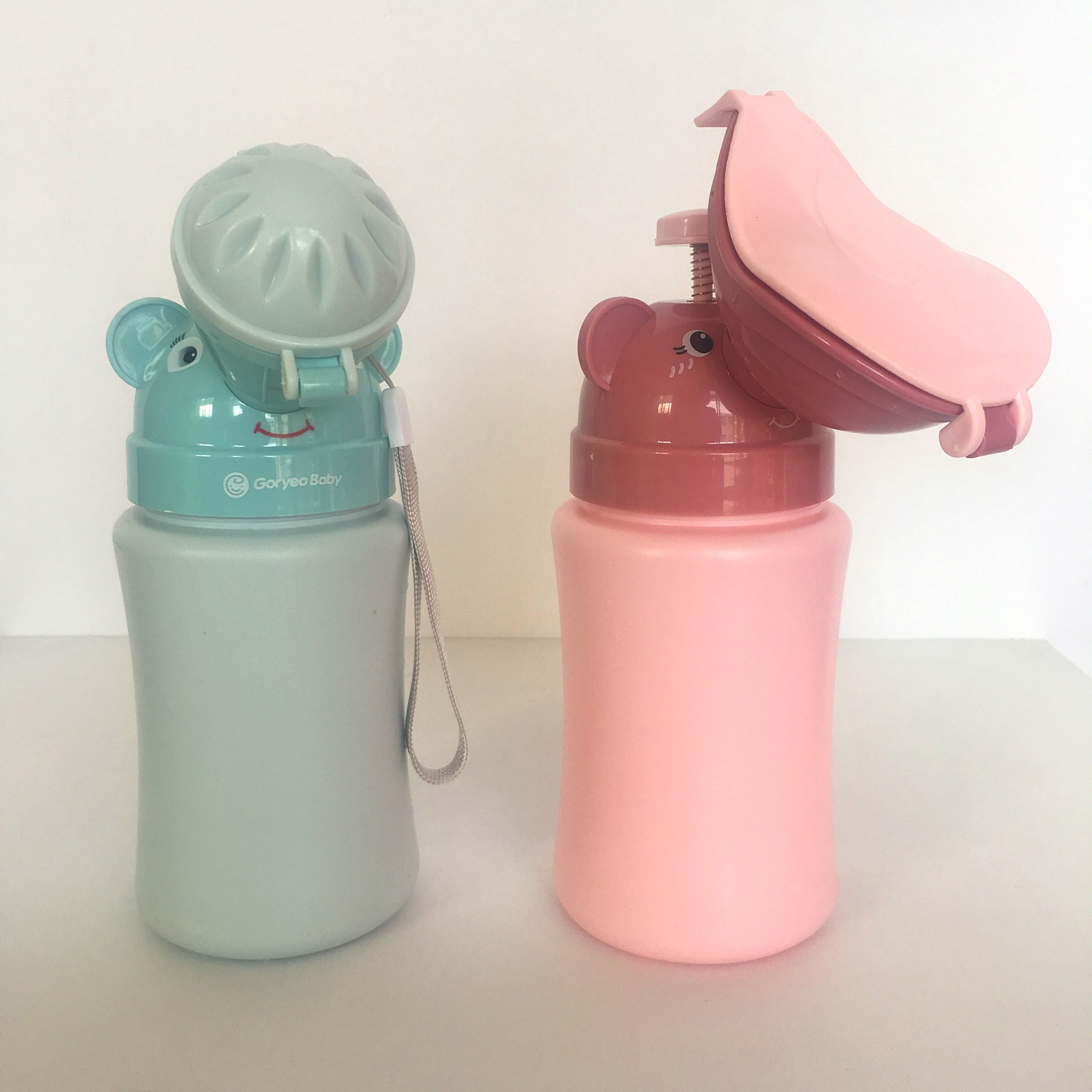 Mini Creative Convenient Infants Child Urinal Men And Women Baby Xiao Bian Hu Portable Leak-Proof Car Mounted Urinal