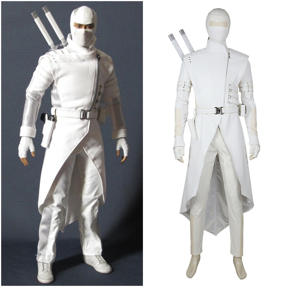 Storm Shadow Costume Cosplay Suit G I Joe Retaliation Movie Tv Costumes Aliexpress