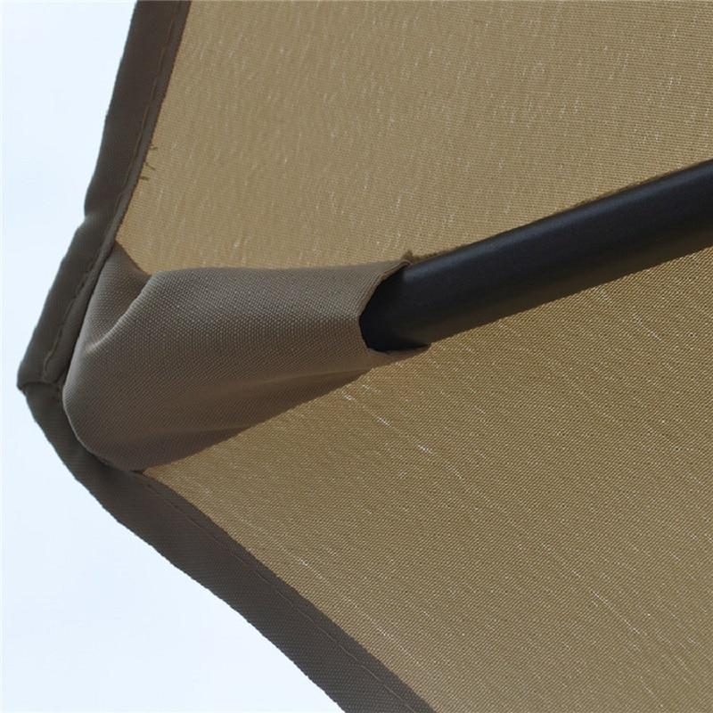 Купить новый консольный зонтик открытый сад терраса стойка водонепроницаемый