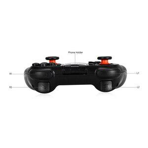 Image 5 - MOCUTE لوحة ألعاب VR 050 ، وحدة تحكم بلوتوث ، عصا تحكم لصور السيلفي ، جهاز تحكم عن بعد للكمبيوتر الشخصي والهاتف الذكي وحامل الهاتف