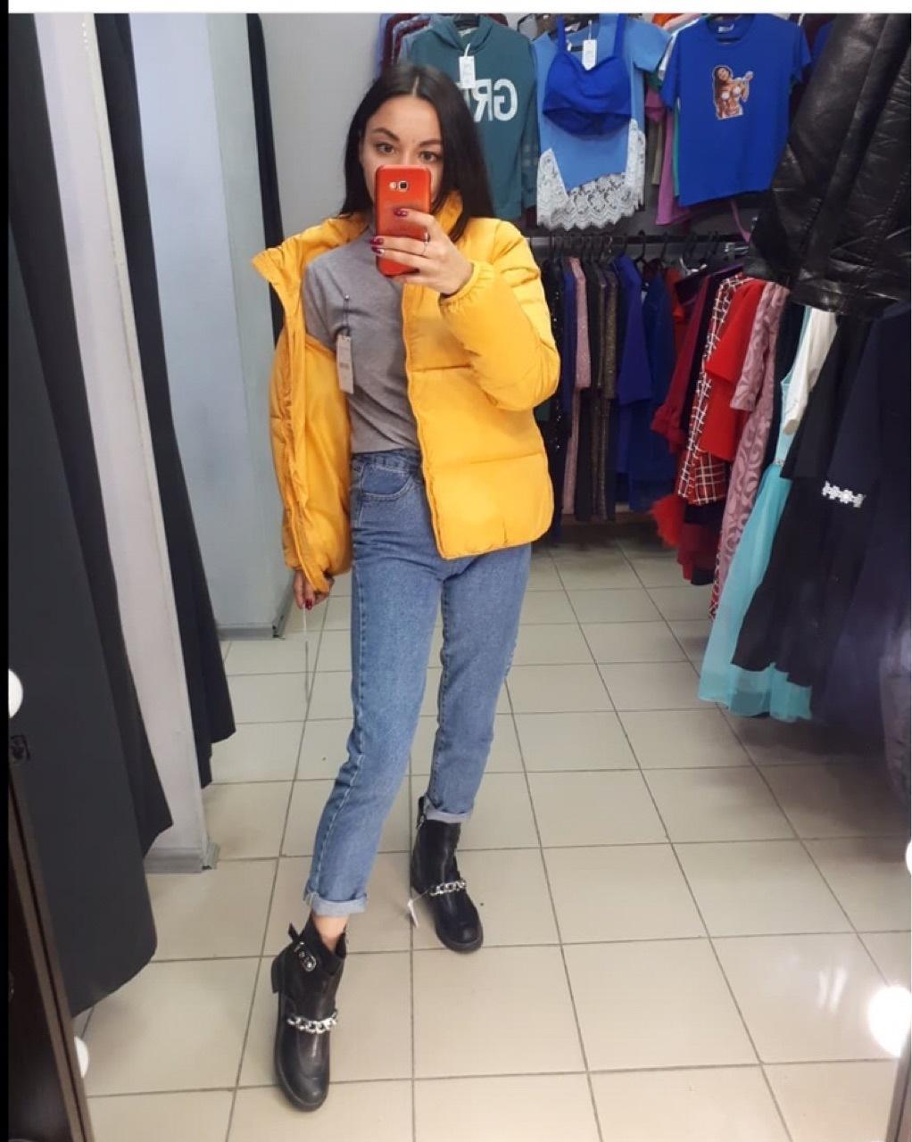 FORERUN Fashion Bubble Coat Solid Standard Collar Oversized Short Jacket Winter Autumn Female Puffer Jacket Parkas Mujer 19 18