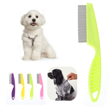 Protect-Flea-Comb Grooming-Tools Deworming-Brush Dogs Remove Hair Pet Cats Stainless-Steel