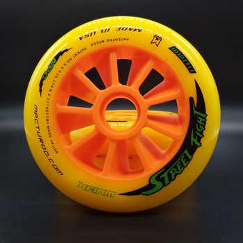 free shipping speed skates wheels 100 mm 110 mm 8 pcs / lot