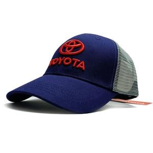 Image 2 - 野球キャップチームレースモーターヴィンテージキャップ綿トラック運転手の帽子屋外スポーツのカジュアルメンズキャップお父さん帽子骨