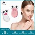 Устройство для подтяжки кожи лица, уменьшения пор, уменьшения морщин, похудения, ухода за кожей лица, массажер для красоты, зарядка через USB