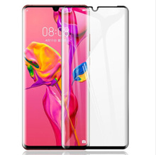 Full 3d Cover Tempered Glass For Huawei P30 Pro HD Clear Screen Protector Lite Protection Film 3D Curved glass 10PCS