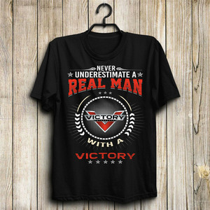 Victory Motorcycles Real Manve