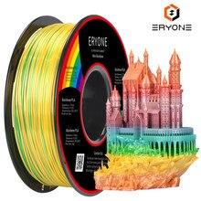 Filamento erione Mini Rainbow PLA 1.75mm per stampante 3D 1kg
