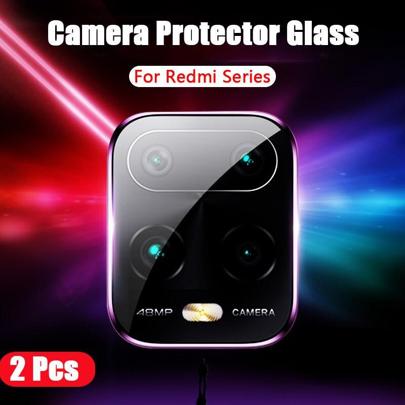 Задняя камера объектива для XiaoMi Redmi Note 9S 9 Pro Max 9Pro 9A 9C 8Т 8А Защитная пленка для заднего экрана прозрачное закаленное стекло