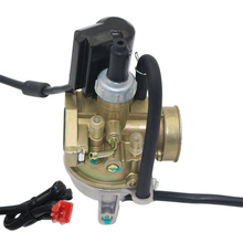 17mm Motorcycle Engine Motor Carburetor Carb Replacement For Honda 2 Stroke 50cc Dio 50 SP ZX34 35 SYM Kymco Scooter