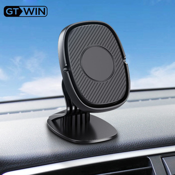 GTWIN Magnetic Car Phone Holder Air Vent Mount Stand in Car Magnet GPS Mobile Phone Holder For iPhone 11 Samsung Xiaomi Stander