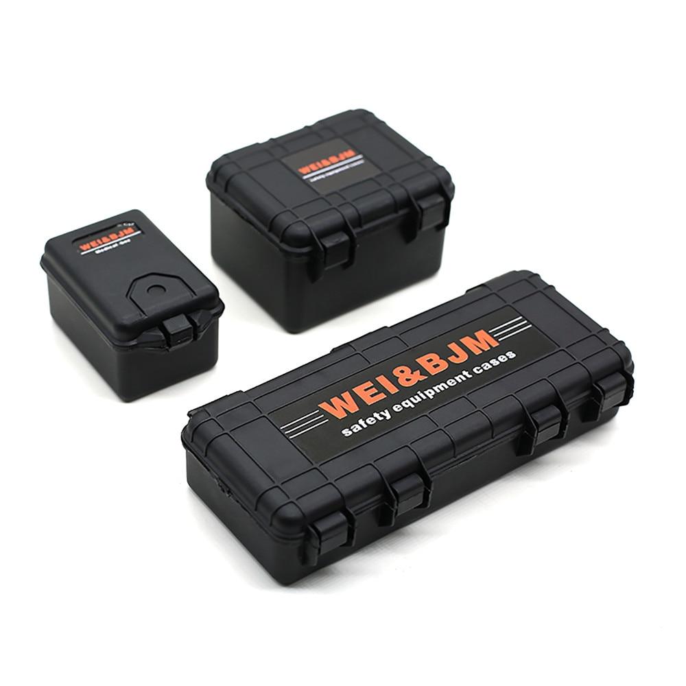 RC Rock Crawler 1:10 Accessories Wooden Box for Axial SCX10 Tamiya TRX-4 JODIUK