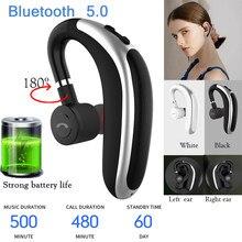 Wireless Bluetooth Kopfhörer Einzigen Freisprecheinrichtung ohrhörer Mit Mikrofon Business Headset Für iphone samsung huawei xiaomi