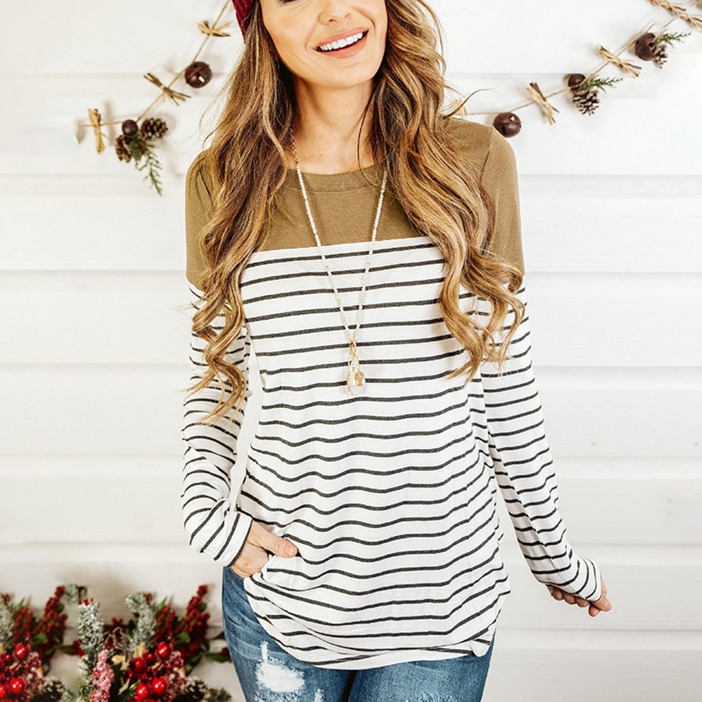 Maternity Striped Jersey Long Sleeve Pregnancy Top Isobel By Mamalicious Was 26 Women S Clothing Maternity Clothing