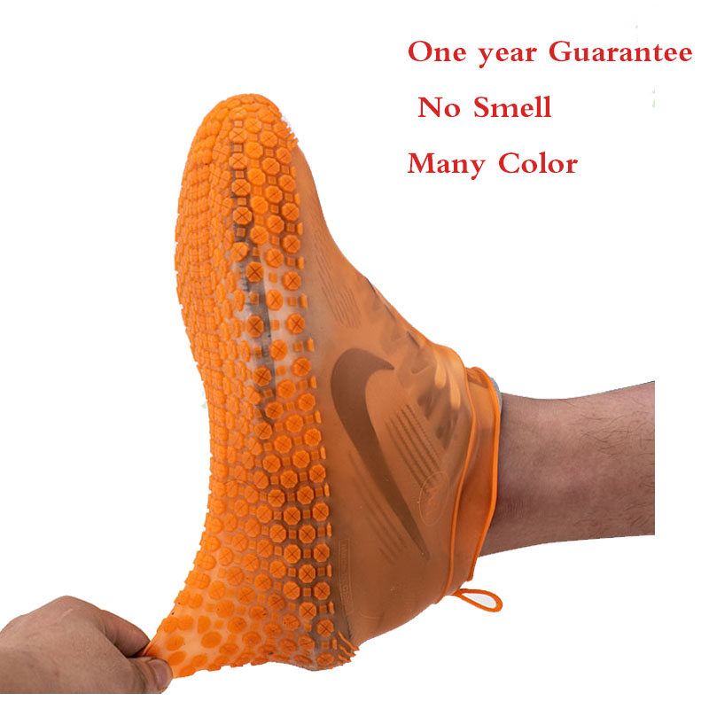 Adult Rain Shoe Covers Women Men Boy Girls Rain Shoes Covers Waterproof Foldable Slip Protect Shoes Water Shoe Covers Wholesale