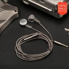 Auglamour rx 1 Плоские наушники высокого качества универсальные